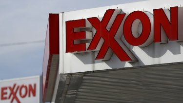 Exxon said it had no taxable income as it had invested nearly $18 billion over the past few years on major projects including Gorgon and the Kipper Tuna Turrum field.