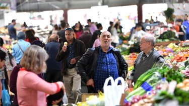 Phil Cleary's Town Hall campaign began because of a battle over the $250 million Queen Victoria Market redevelopment.