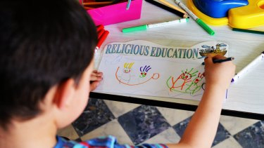 Many Victorian schools have dropped special religious instruction due to government changes that prohibit teaching the material during class time.