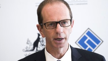 Peter Kell, ASIC's deputy chair, said the regulator was working through the 'significant amount' of information.