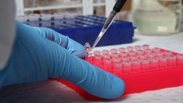 The company is going through a clinical trial for the treatment of multiple sclerosis.