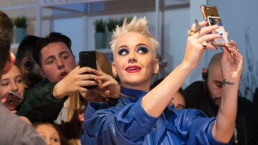 Not even Katy Perry's star power has lifted Myer