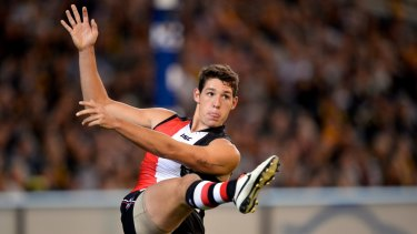 For the third season in a row, Arryn Siposs will miss a large block of games.