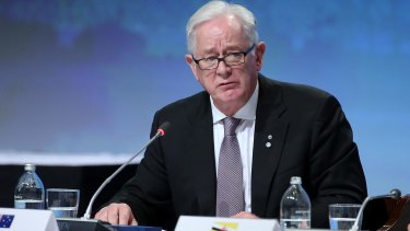 Former trade minister Andrew Robb