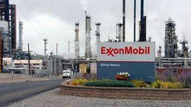 Happy days are here to stay longer? Exxon Mobil's Billings Refinery in Billings, Montana.