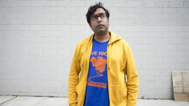 Comedian and filmmaker Hari Kondabolu.