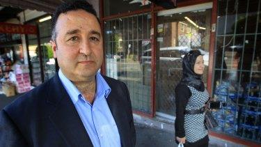 Shaoquett Moselmane is suing The Australian and senior reporter Sharri Markson over an opinion piece.