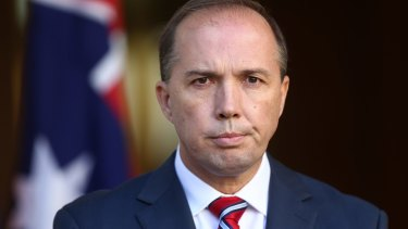 Immigration Minister Peter Dutton said he would not comment on the operation.