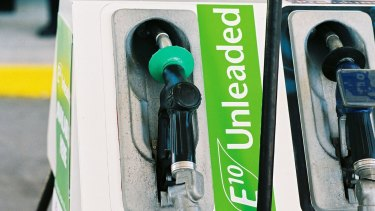 Sales of E10 continue to fall as drivers fill up with more premium fuels