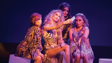 Eight months on from closing night, most of the original cast have moved on to other things.