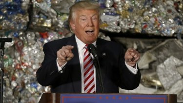 Donald Trump will be pleased that the party's platform contains no reference to the Trans-Pacific Partnership.
