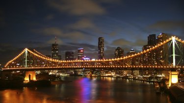 Moody's said Brisbane's property market will cool in 2017 and 2018.