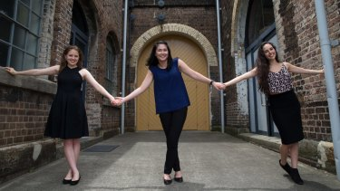 Sophia Henning, Caitlin Semsarian and Pola Cohen topped the three history courses.