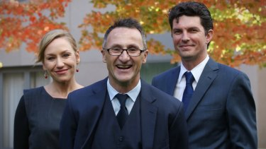 The Greens will for the first time open up part of the party's national conference to outsiders and media on Saturday.