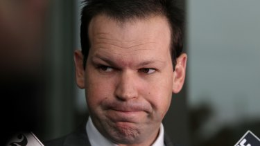 Matthew Canavan declared to the High Court that he had in fact been an Italian citizen since he was two.
