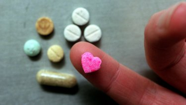 Ecstasy tablets will come under the microscope at festivals this year.