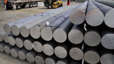 Alumina wants to sell some of its bauxite rather than turn it into aluminium.