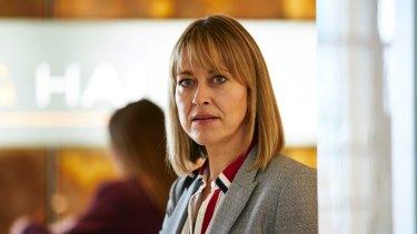 Nicola Walker as Hannah in The Split.