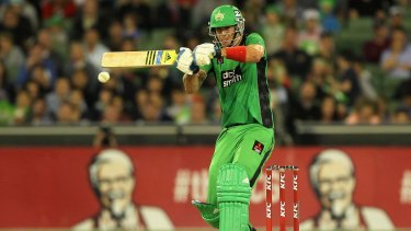 Kevin Pietersen has made 262 runs at 43 for the Stars at a strike rate of 123.