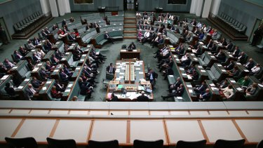 A number of rising stars are expected to shine at Parliament House in 2015.