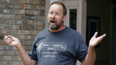 Eric Paddock brother of Las Vegas gunman Stephen Paddock