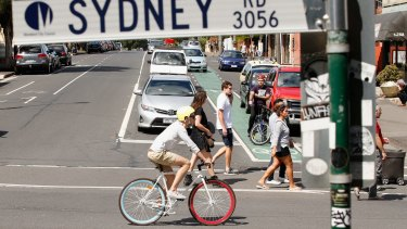 Sydney Road is one of Melbourne's worst stretches for bike crashes.