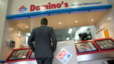 Speculation continues that Retail Food Group and Domino's are interested in buying the business.