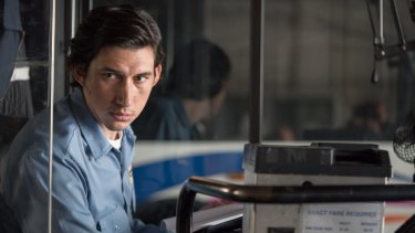 Adam Driver plays a poetry-writing bus driver in Paterson.