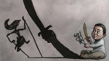 <i>Illustration: John Shakespeare</i>