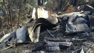 The Wye River bushfires destroyed 116 homes.