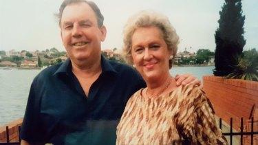 Doug and Lorna McClelland.