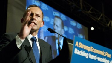 Climate Council finds Australia a laggard in cuts: Prime Minister Tony Abbott.