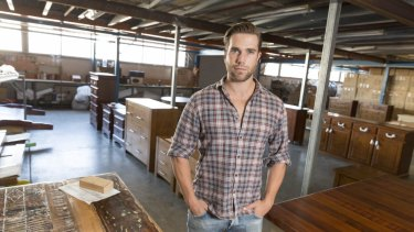 Eureka Furniture CEO Joel Brisblat.