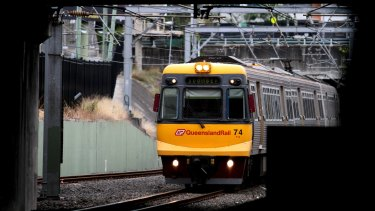 Train commuters should expect some delays on the Sunshine Coast lines.