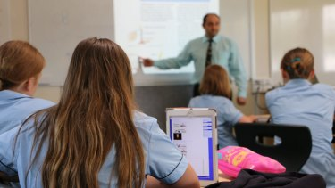 A dramatic shake-up will set a new minimum ATAR for Victorian teaching students.