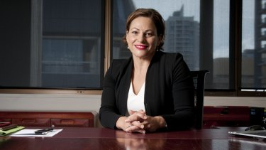 Queensland Deputy Premier Jackie Trad says Dorothy Dixers won't be absent from Parliament when it begins this week.