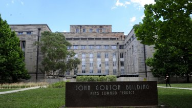 The John Gorton Building will remain in federal government ownership.