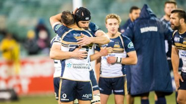 Scott Fardy is leaving the Brumbies, while Christian Lealiifano is set for more game time next year.