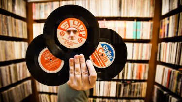 Record Store Day is coming up  on Saturday, April 16.