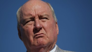 "Broadcaster Alan Jones compared A-League arrests to ""terrorism in Paris""."