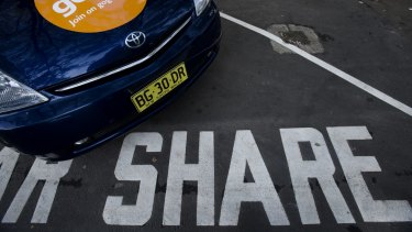 The City of Sydney has 805 car share vehicles within its boundaries.