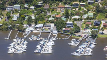 The Long Island and Wharf Street Marinas have operated for over 30 years.