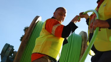 Australia's revised National Broadband Network continues to take shape.