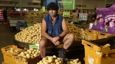 Would the godfather of spuds, Tony Galati, make a good WA president?