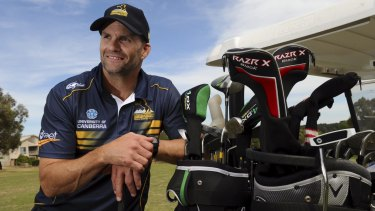 Brumbies 'tackling guru' Peter Ryan is working with NFL clubs in the United States.