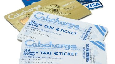 Cabcharge is to allow rival payment processors to process Cabcharge cards on their own taxi payment terminals.