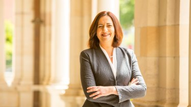 Queensland Premier Annastacia Palaszczuk says it will take Queenslanders time to assess her government.