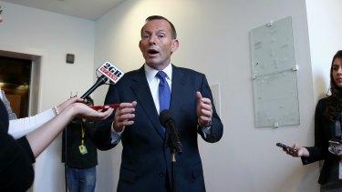 Prime Minister Tony Abbott issues the warning on Wednesday morning.