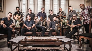 Orquesta Akokan.