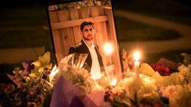 29-year-old Zeeshan Akbar was fatally stabbed.